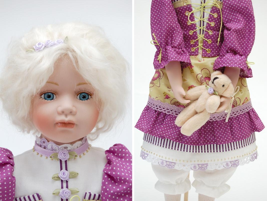 переделанные куклы картинки кладези