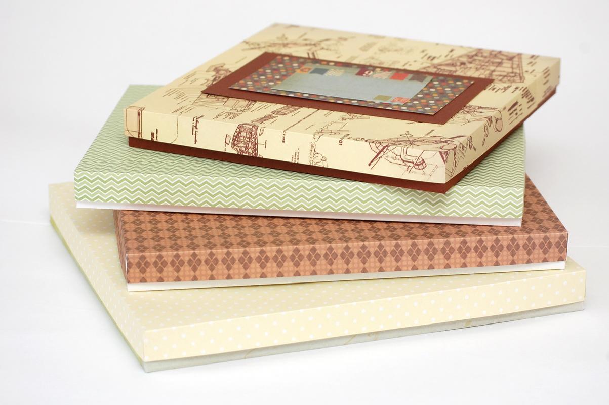 подарочные коробки для открыток