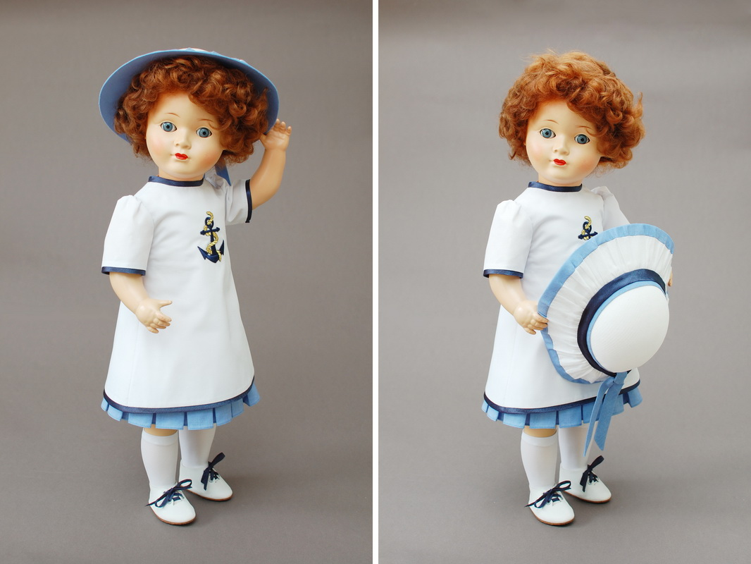 одежда для немецкой куклы