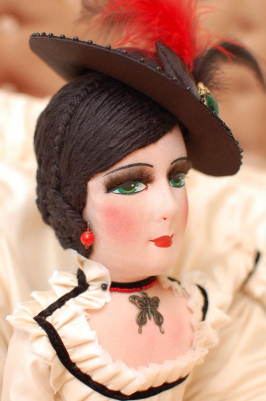 самые красивые будуарные куклы