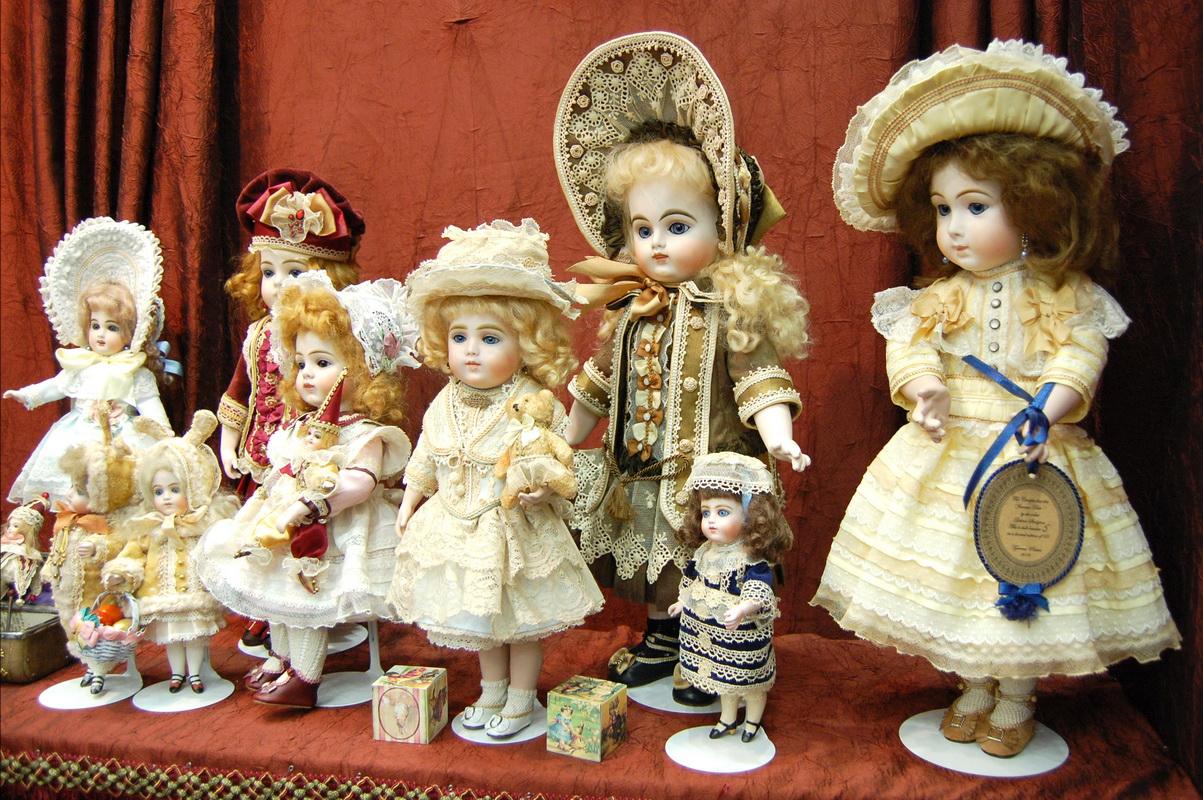 куклы реплики