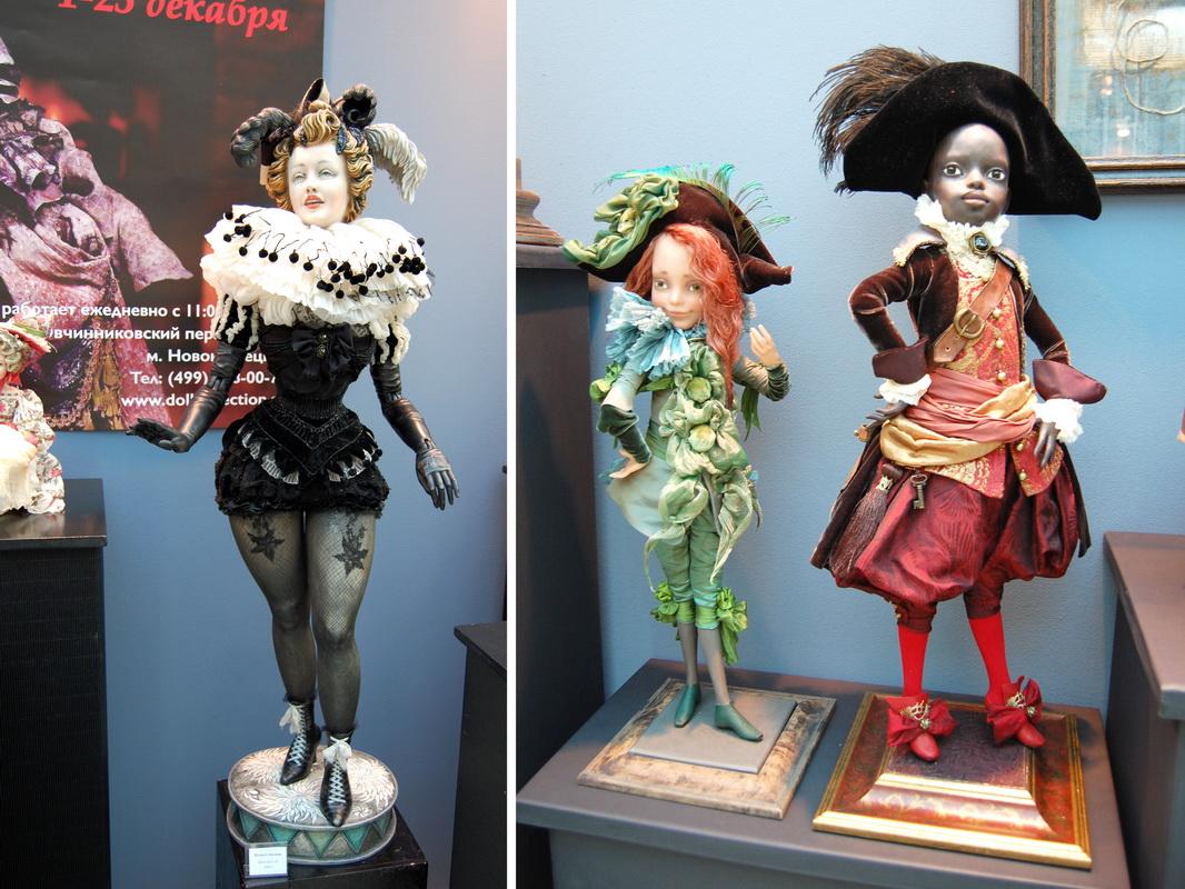 искусство куклы 10
