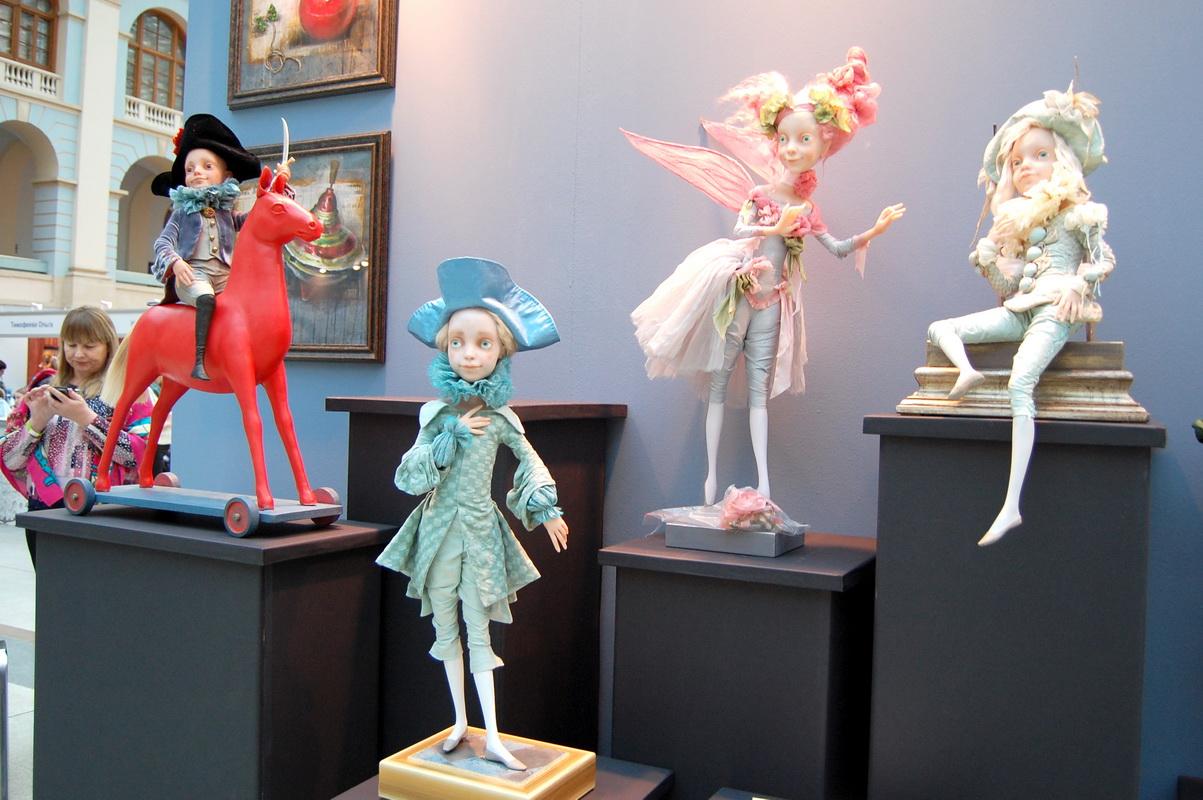 искусство куклы 11