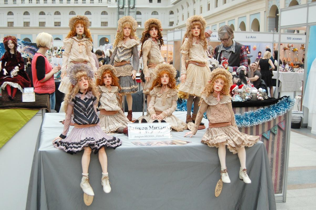 искусство куклы 20