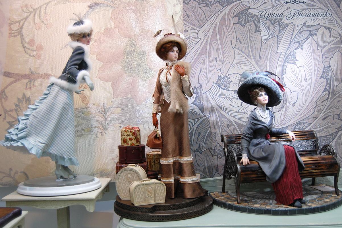искусство куклы 28