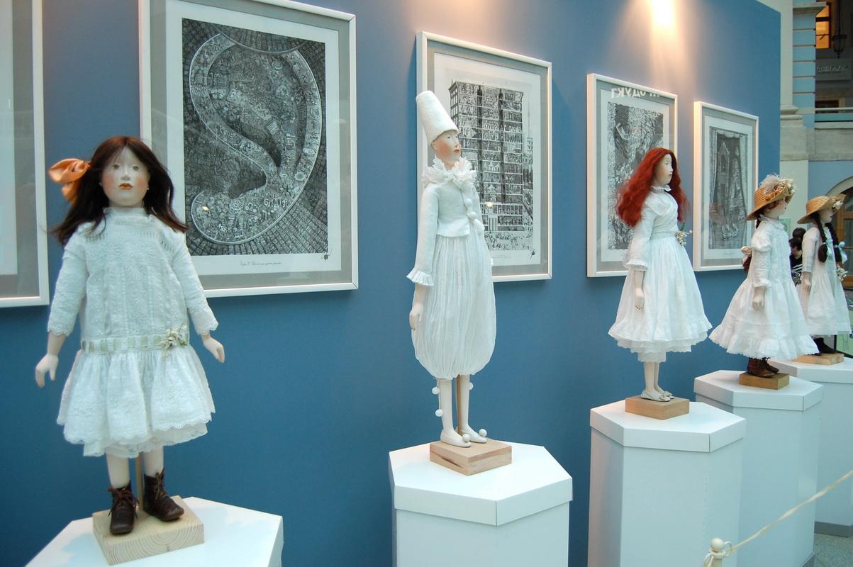 искусство куклы 3