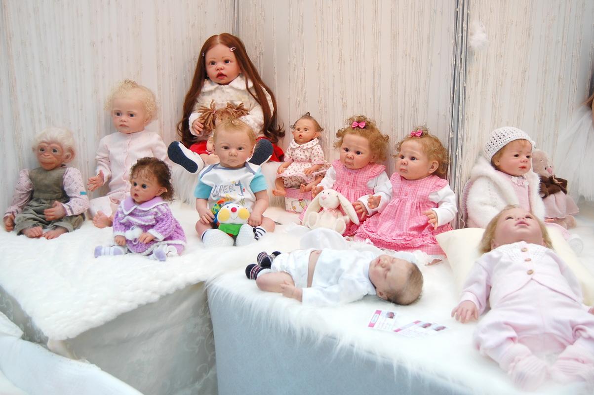 искусство куклы 34
