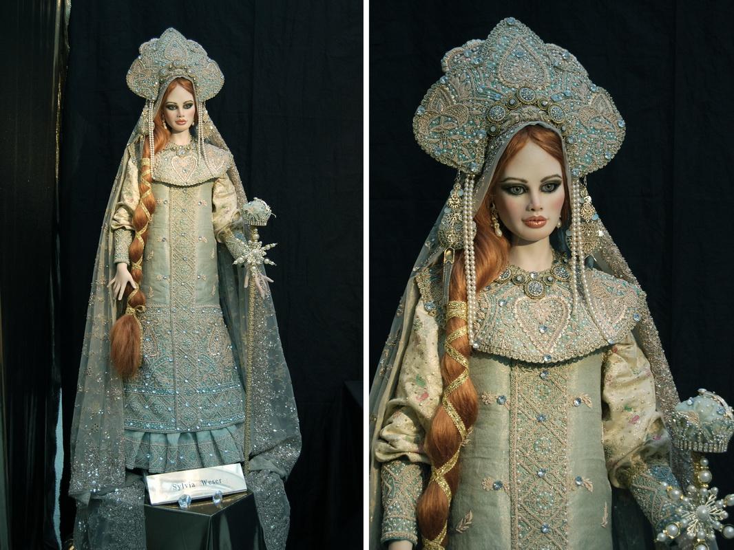 искусство куклы 45