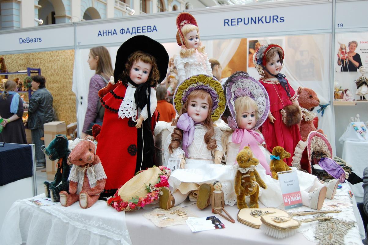 искусство куклы 46
