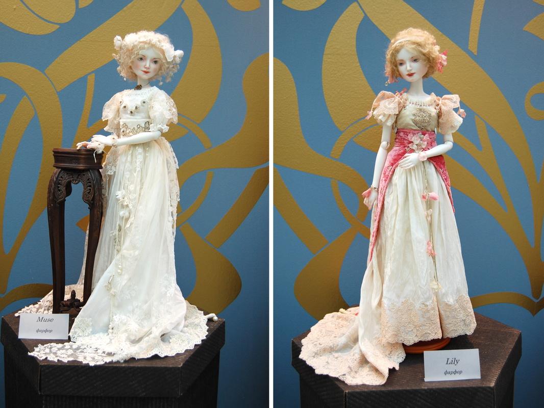 искусство куклы 5