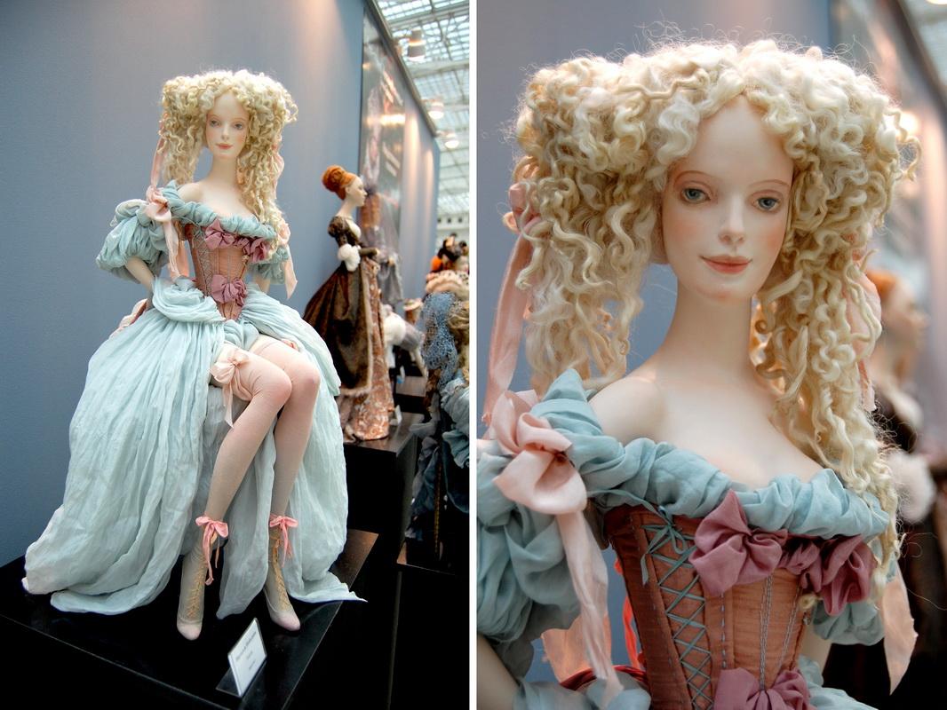 искусство куклы 7