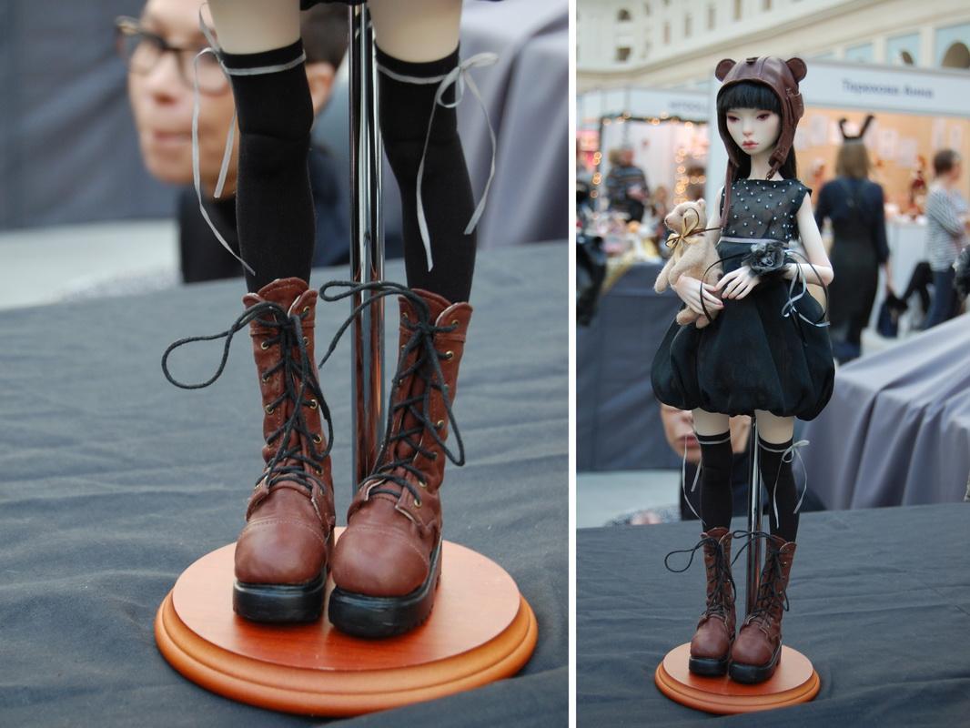 искусство куклы 70