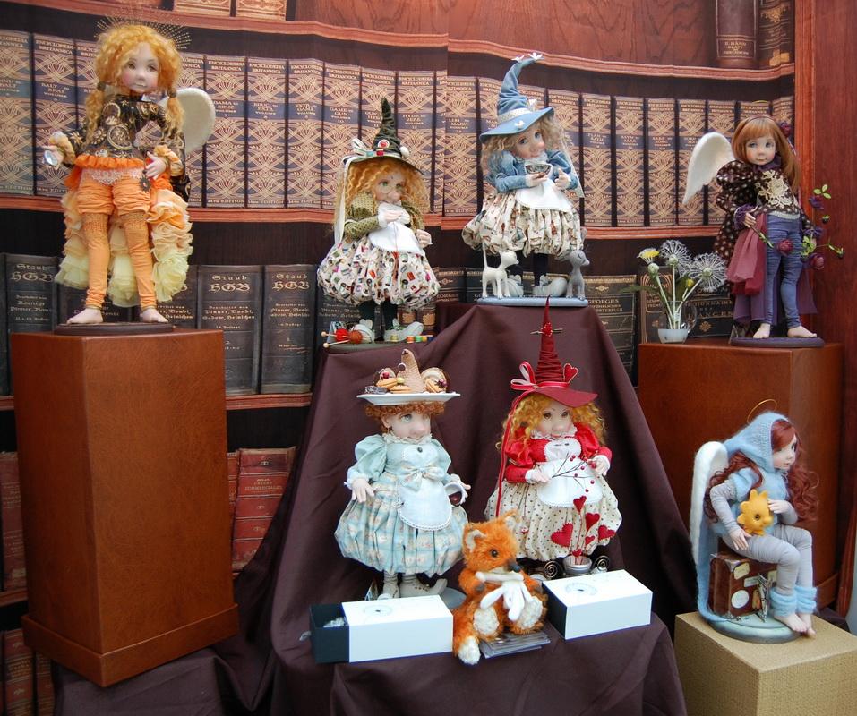 искусство куклы 72