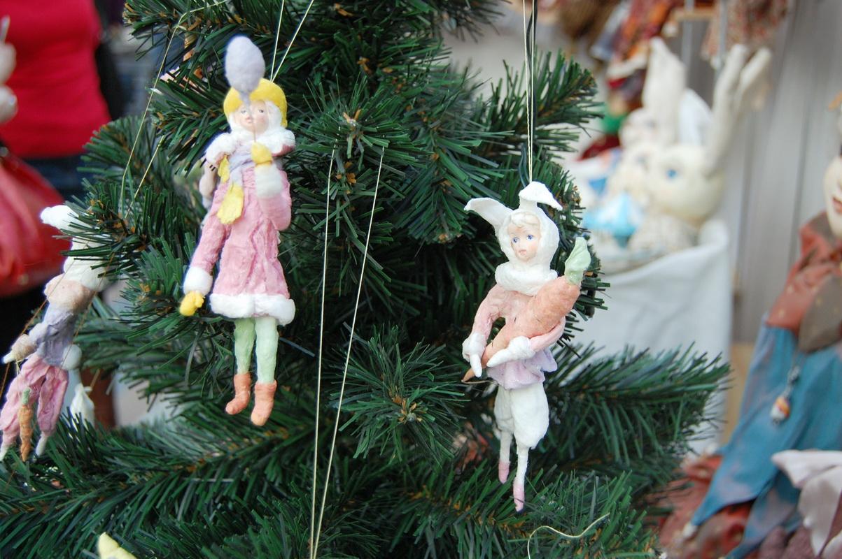 ватные игрушки на кукольной выставке искусство куклы