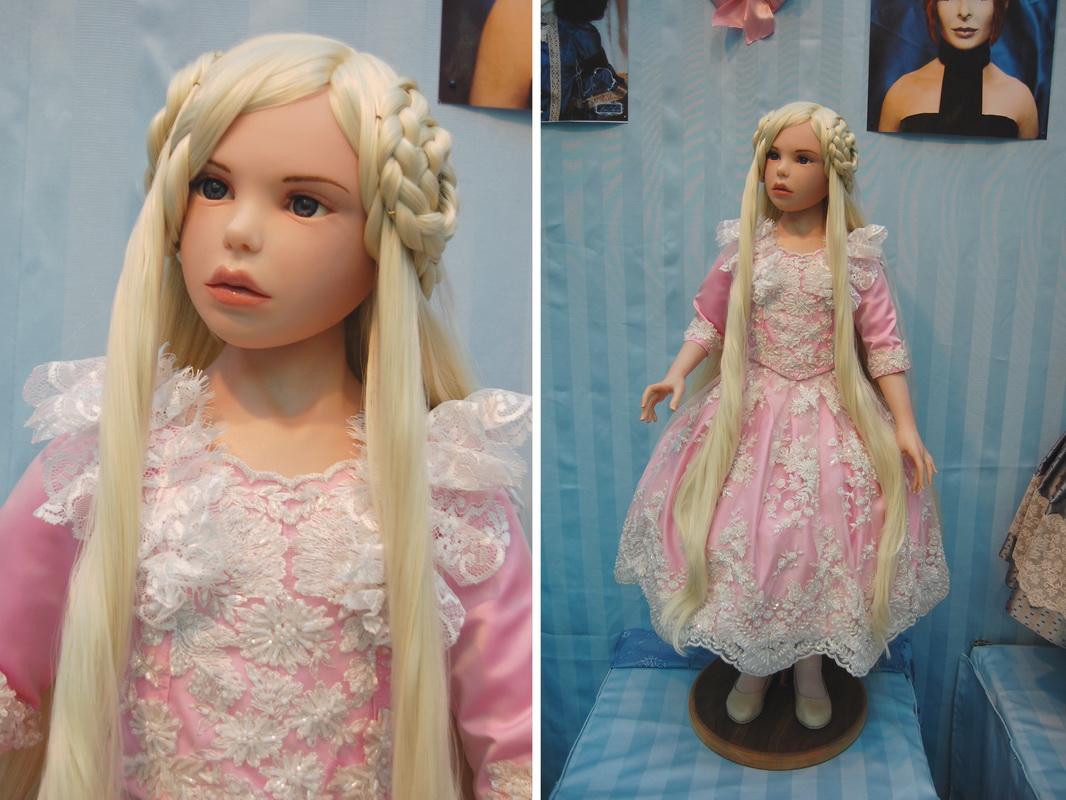 искусство куклы 80