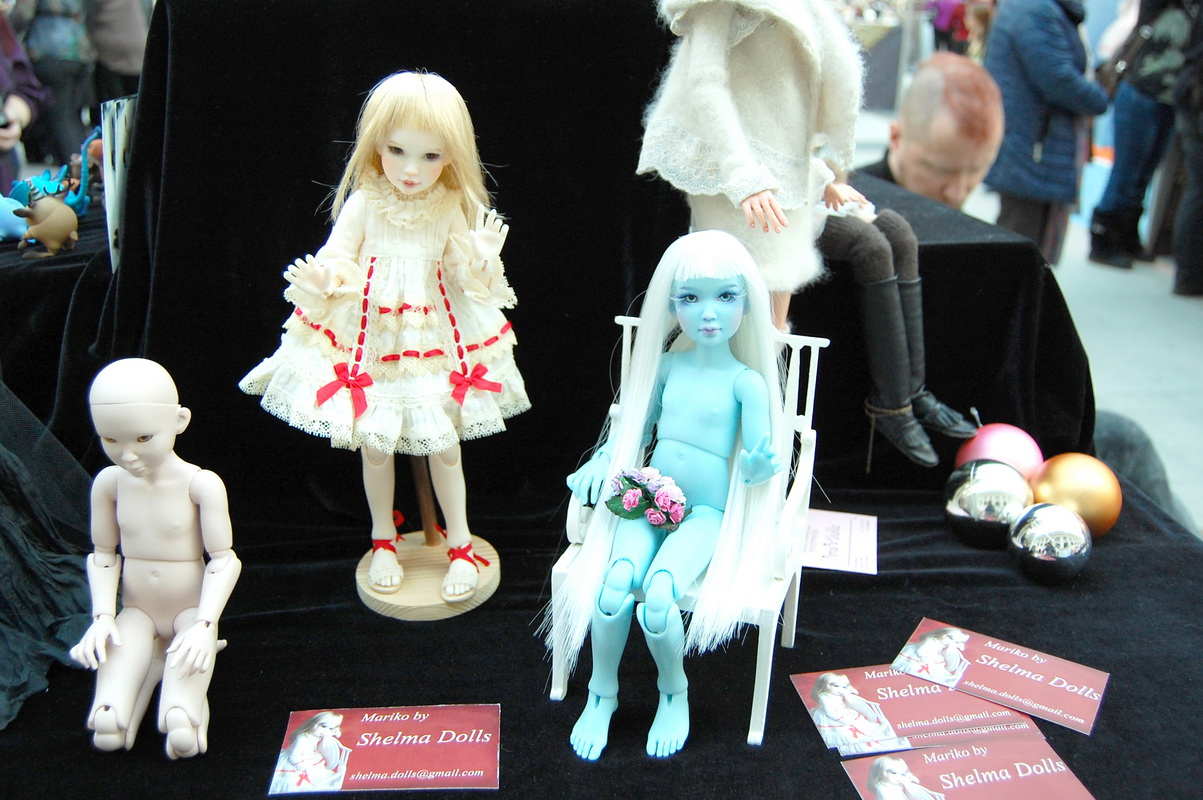 искусство куклы 83