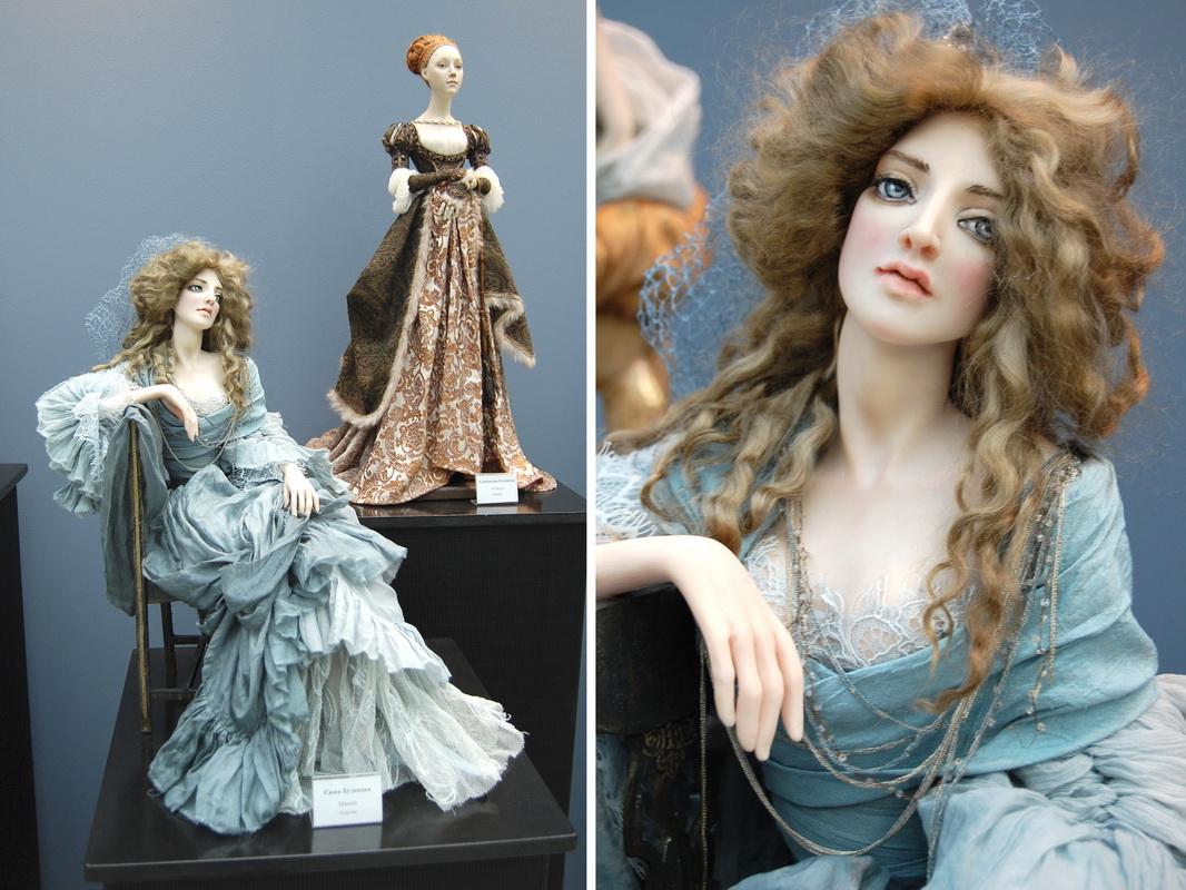 искусство куклы 9