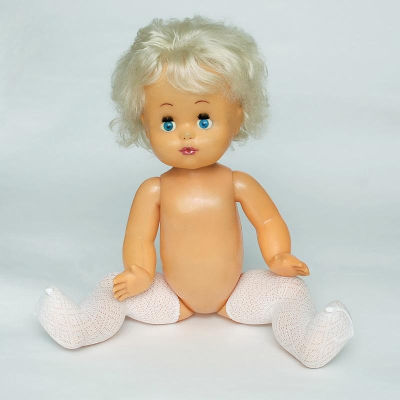 советская кукла фабрики 8 марта