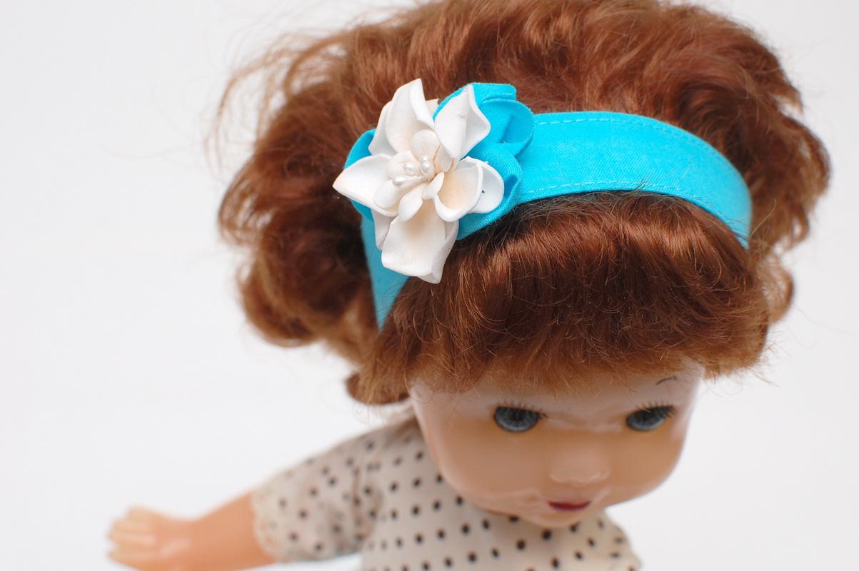 голова советской куклы