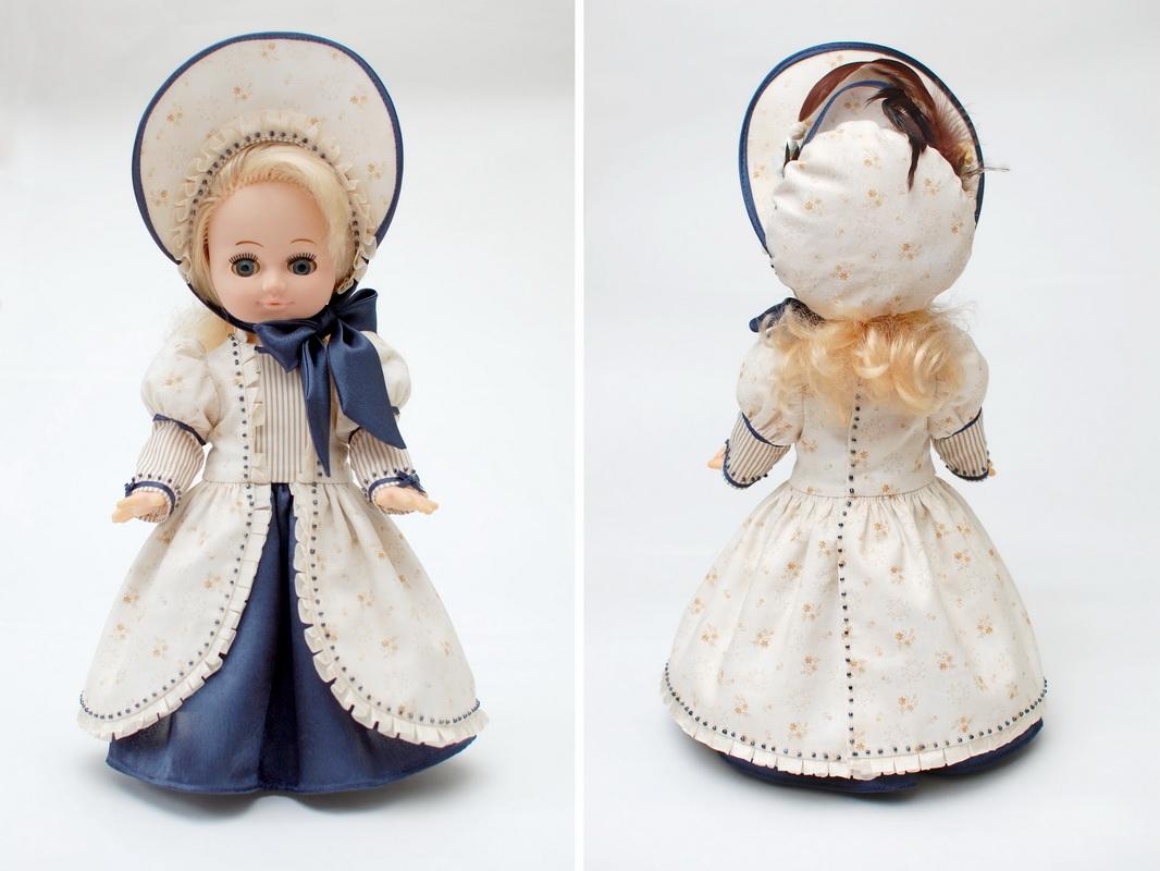 фотография одежды для советской куклы