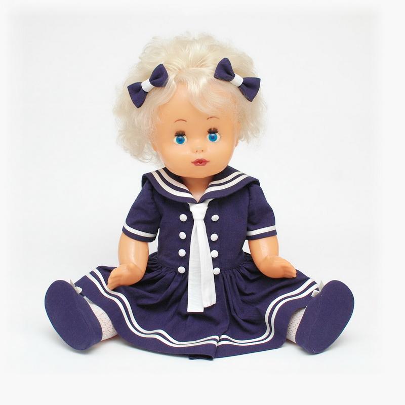 кукла пупс 8 марта