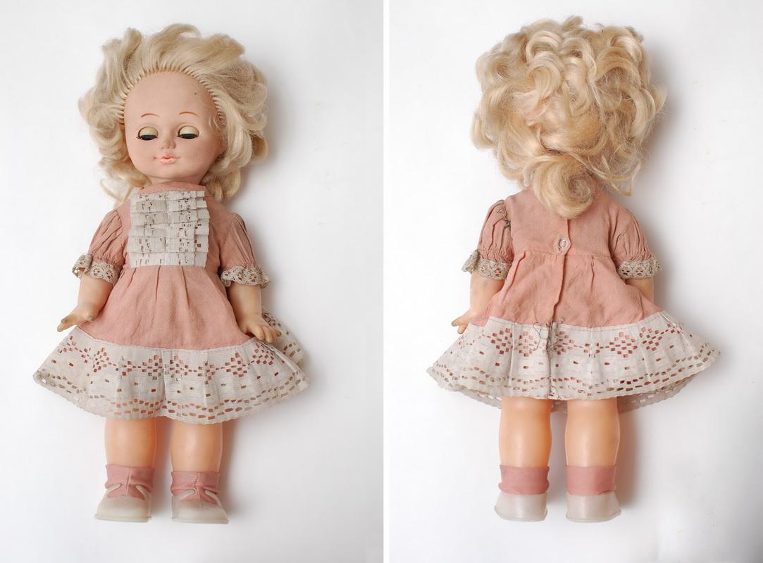 фото советской куклы