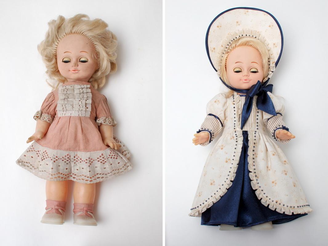 восстановление советской куклы