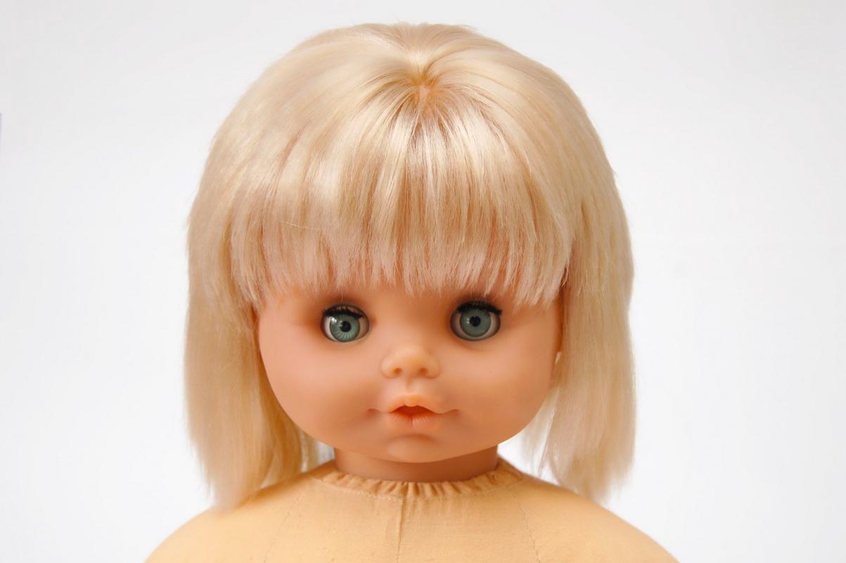 кукла после ремонта