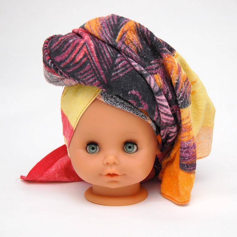 помывка кукольной головы