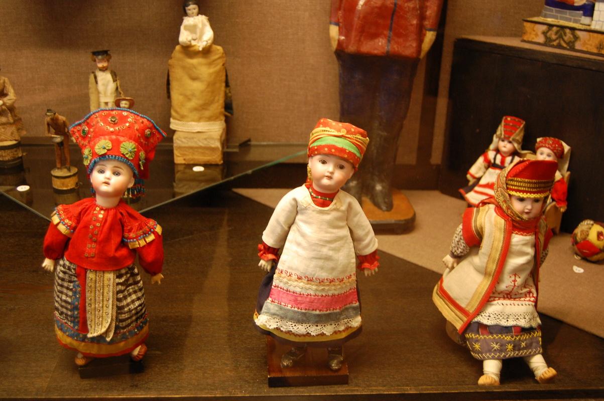 музей игрушки Сергиев Посад 11