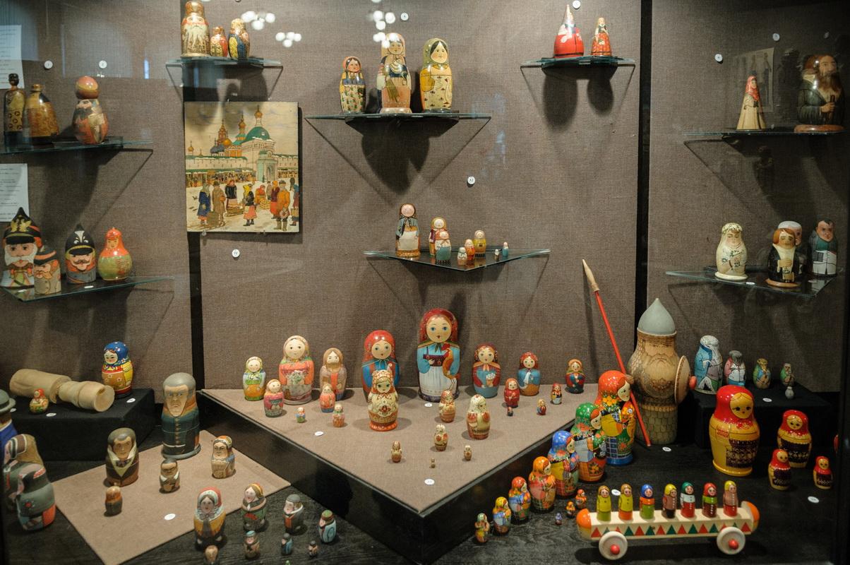 музей игрушки Сергиев Посад 12