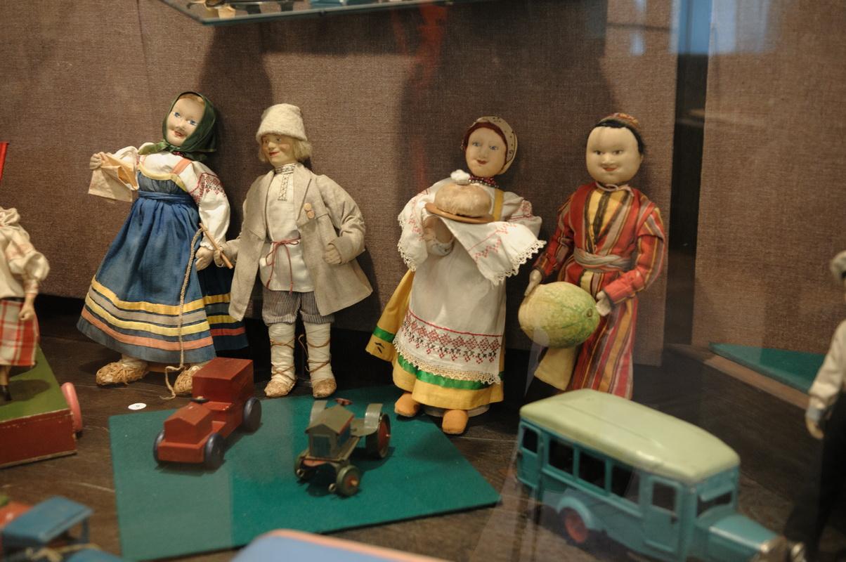 музей игрушки Сергиев Посад 14