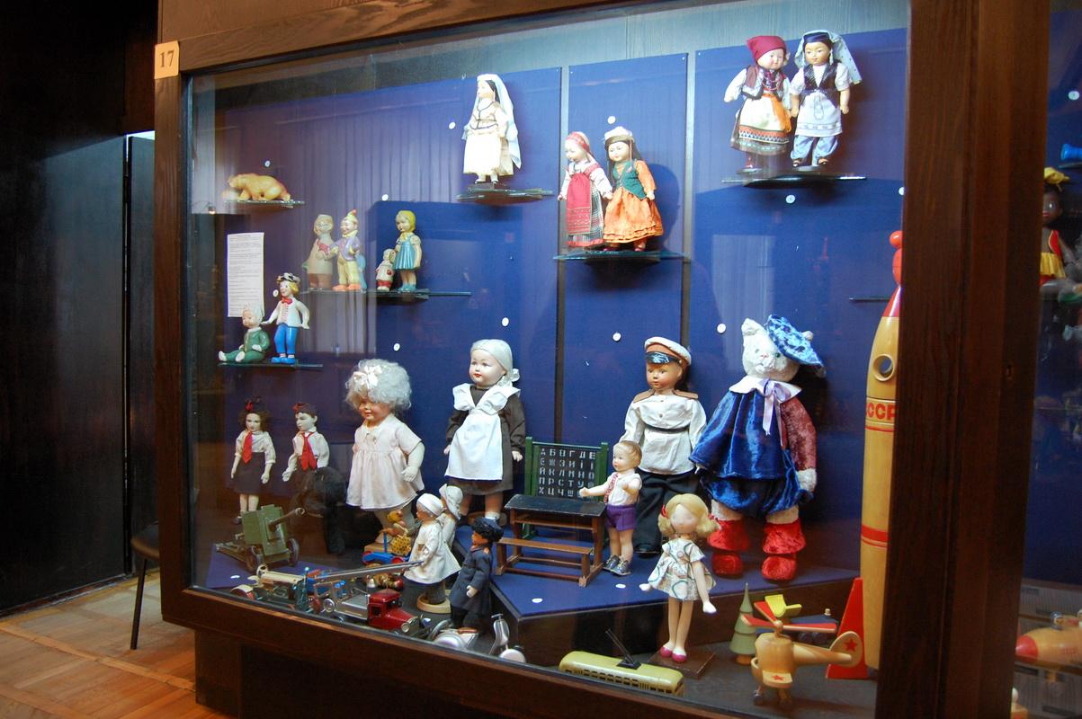 музей игрушки Сергиев Посад 20