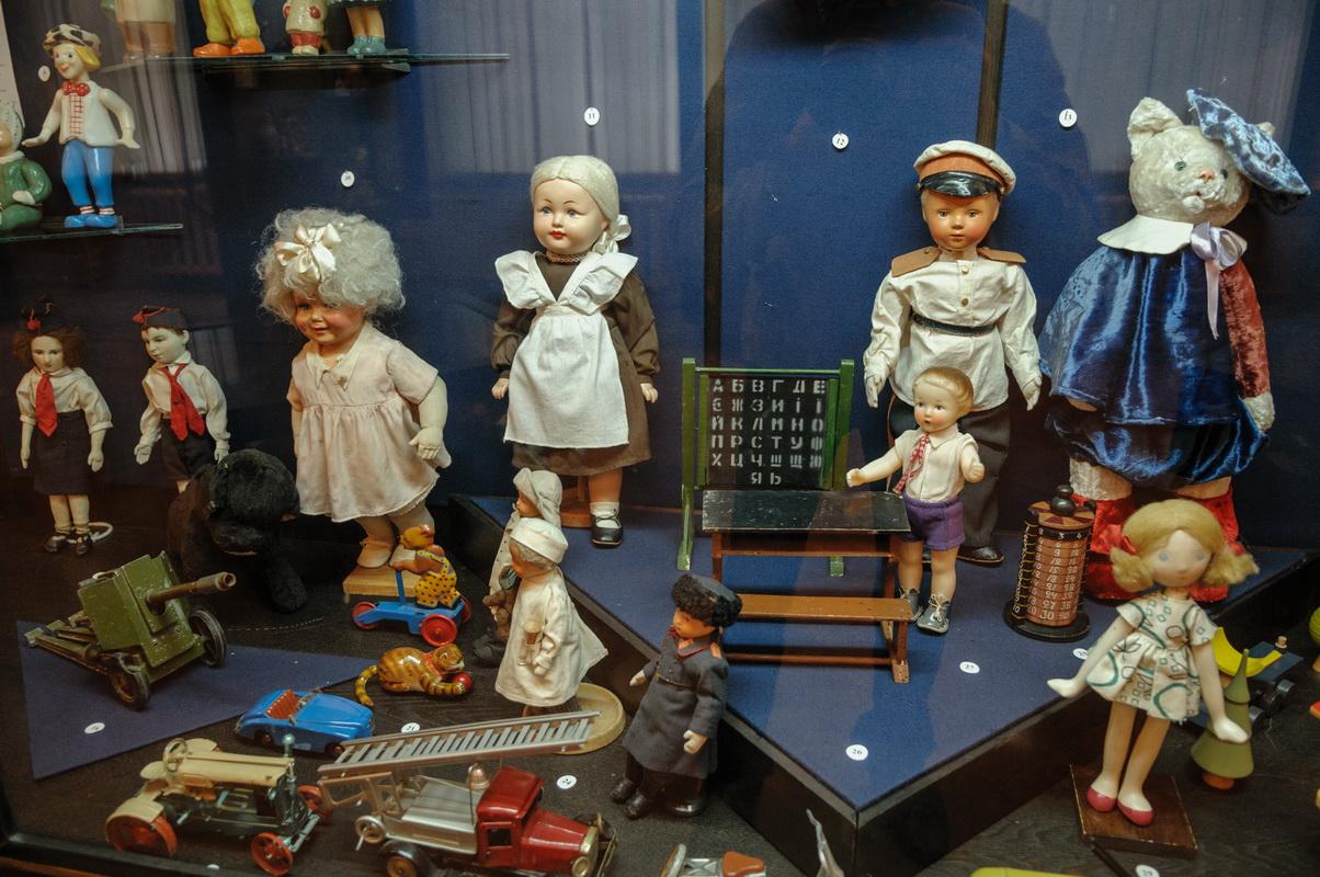 музей игрушки Сергиев Посад 21