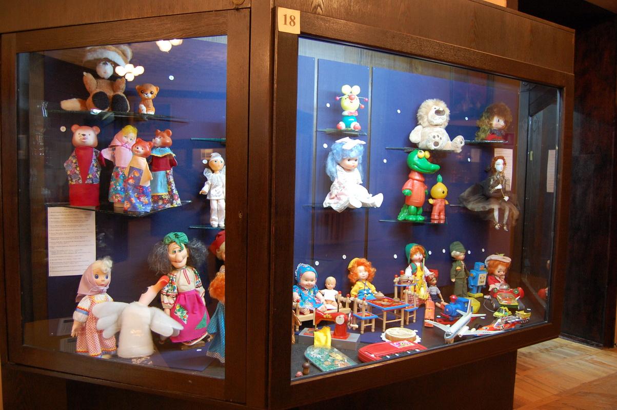 музей игрушки Сергиев Посад 27