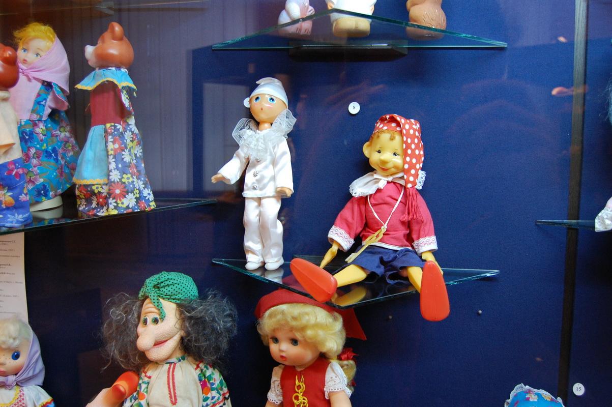 музей игрушки Сергиев Посад 29