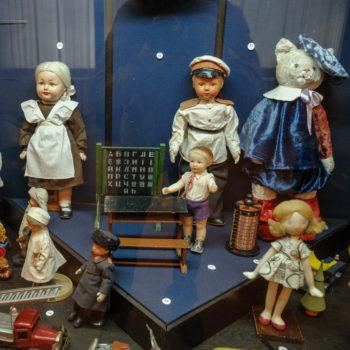 выставка игрушки в сергиевом Посаде