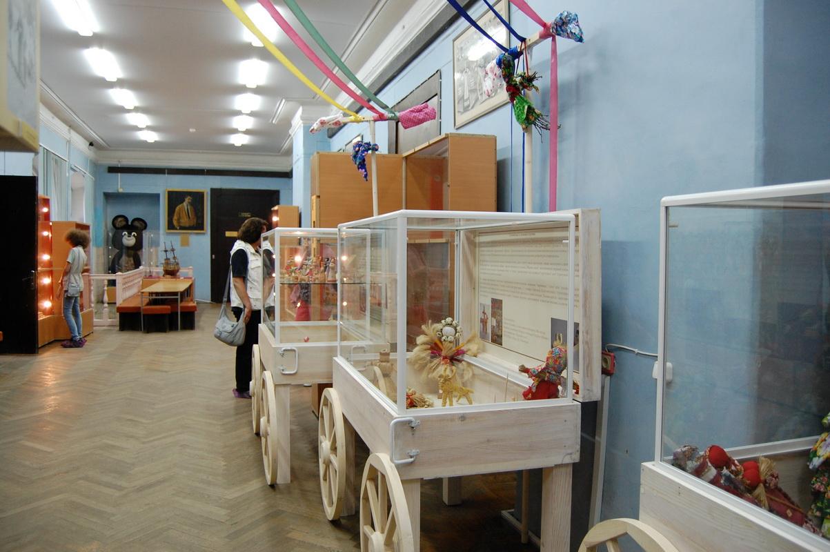 музей игрушки Сергиев Посад 39