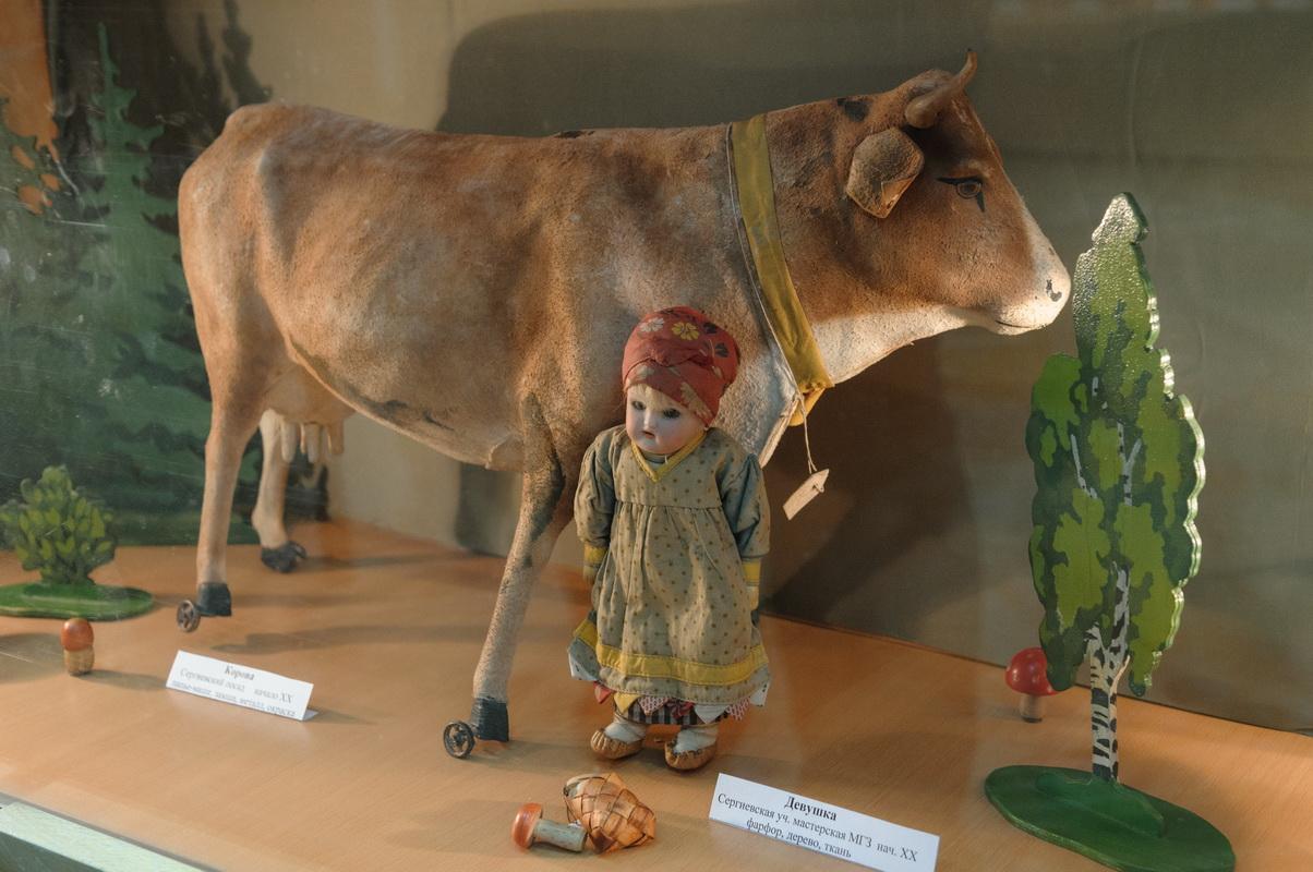 музей игрушки Сергиев Посад 50