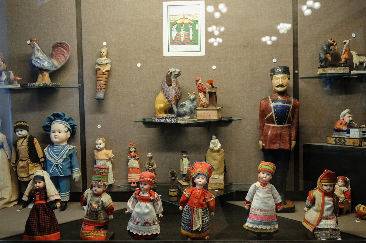музей игрушки Сергиев Посад 8