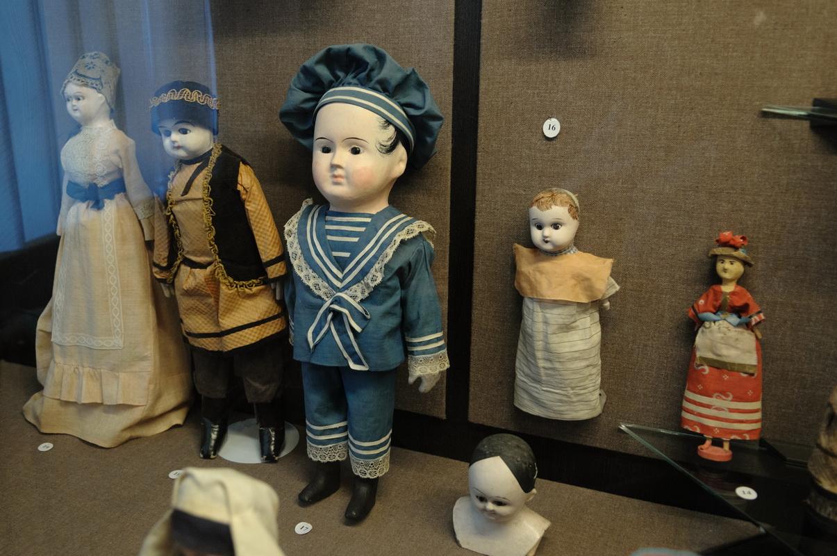 музей игрушки Сергиев Посад 9