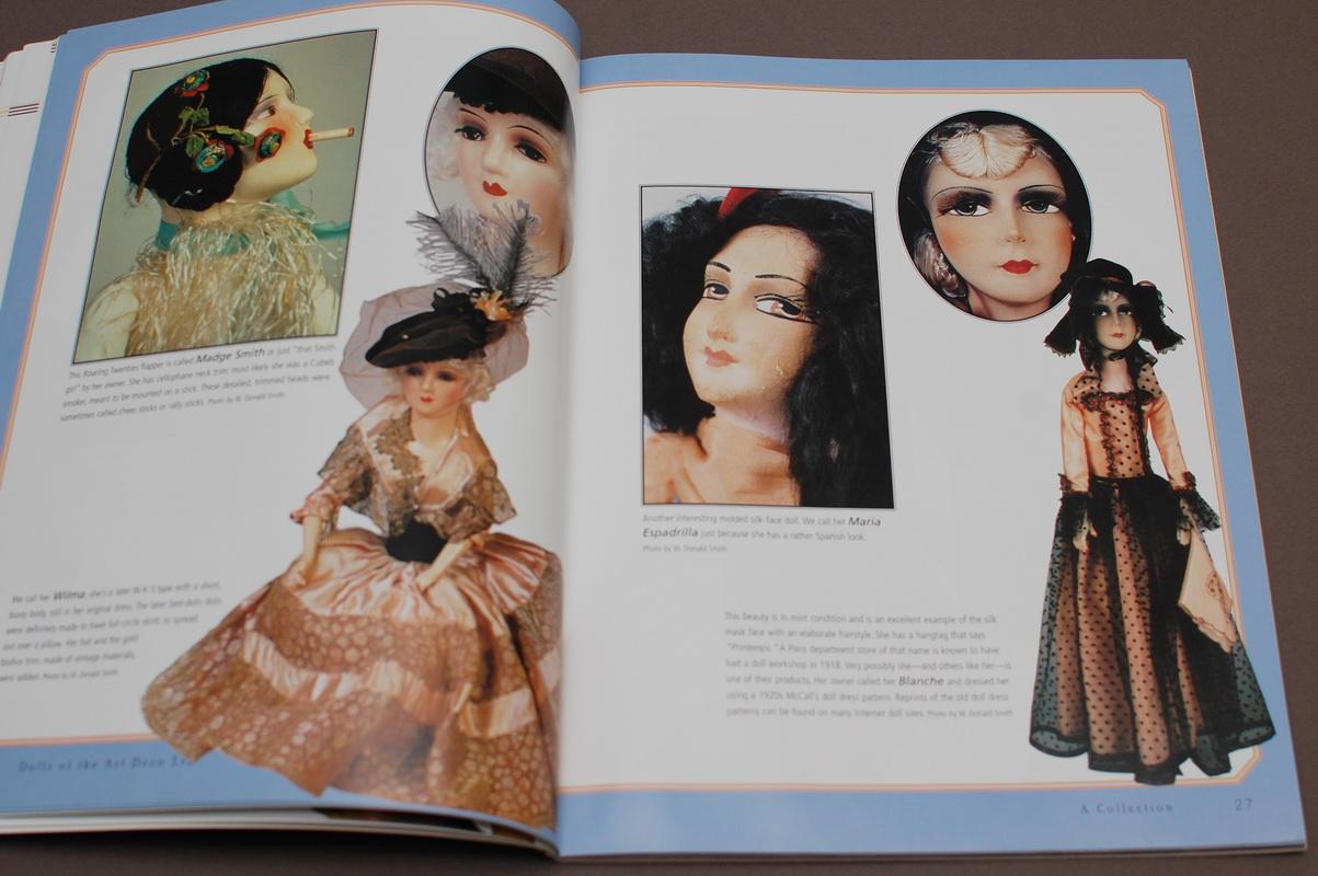 book boudoir doll