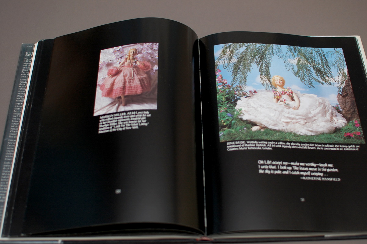 book lenci boudoir dolls
