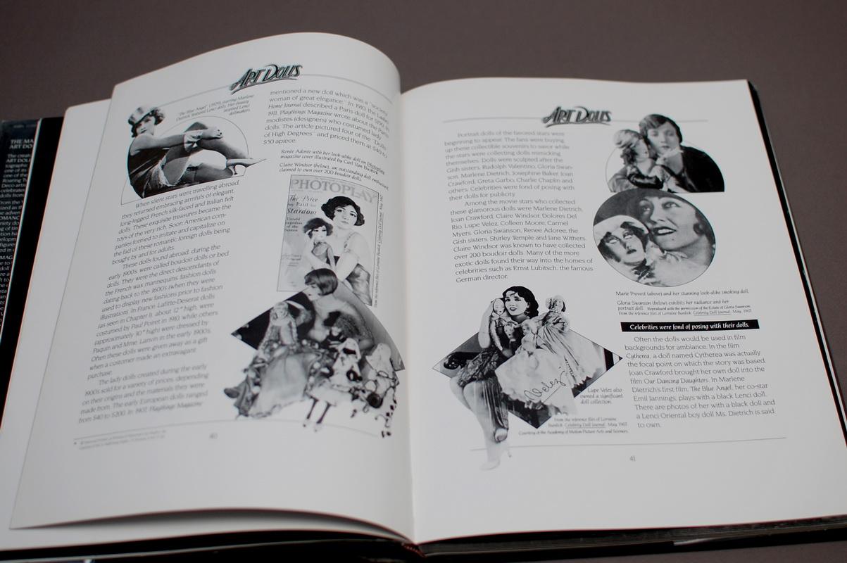 boudoir doll book