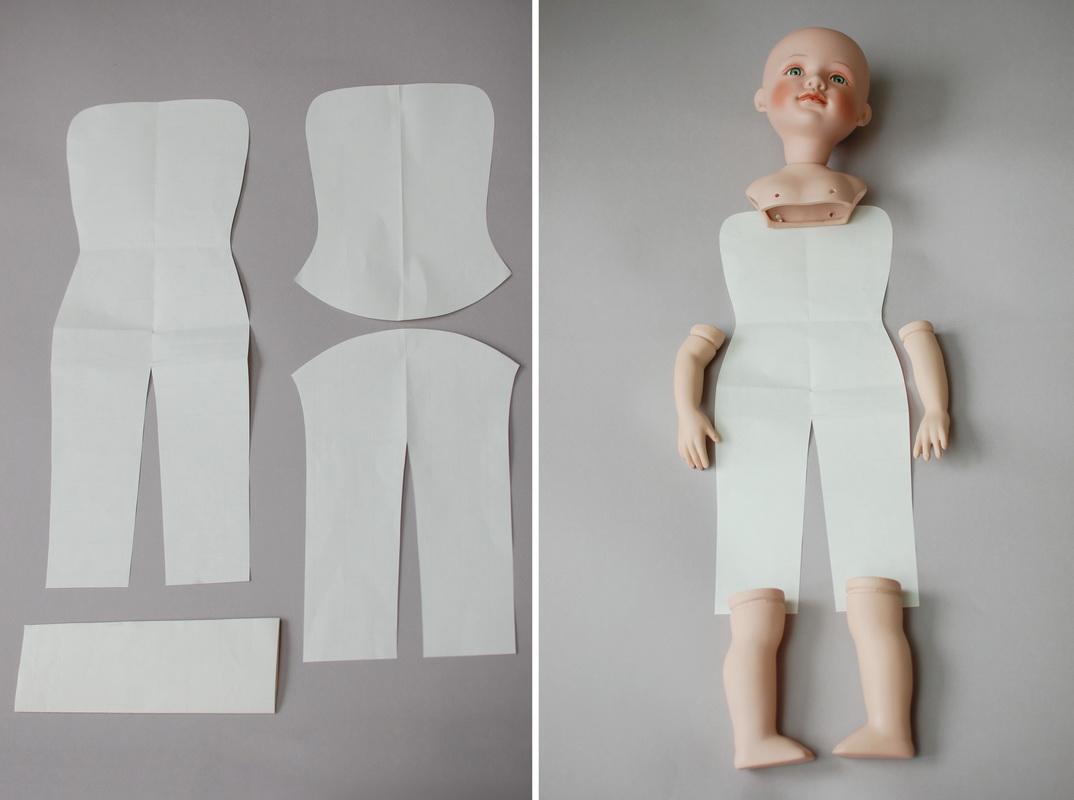 Как сделать будуарную куклу фото 700