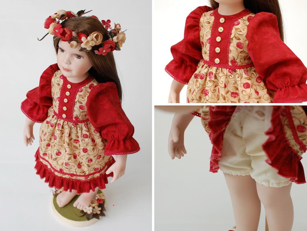 детали кукольного образа
