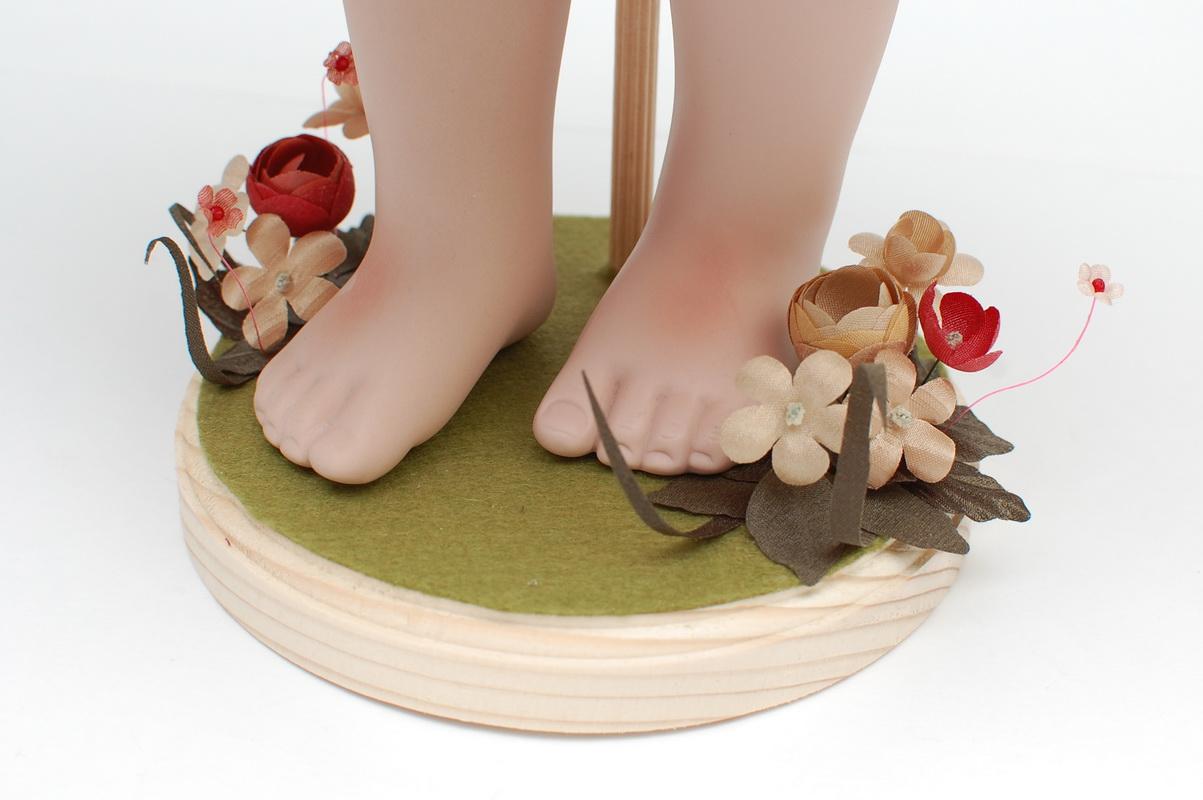 ноги куклы