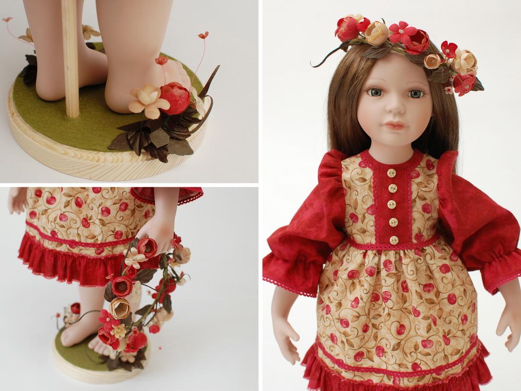 новая одежда для куклы