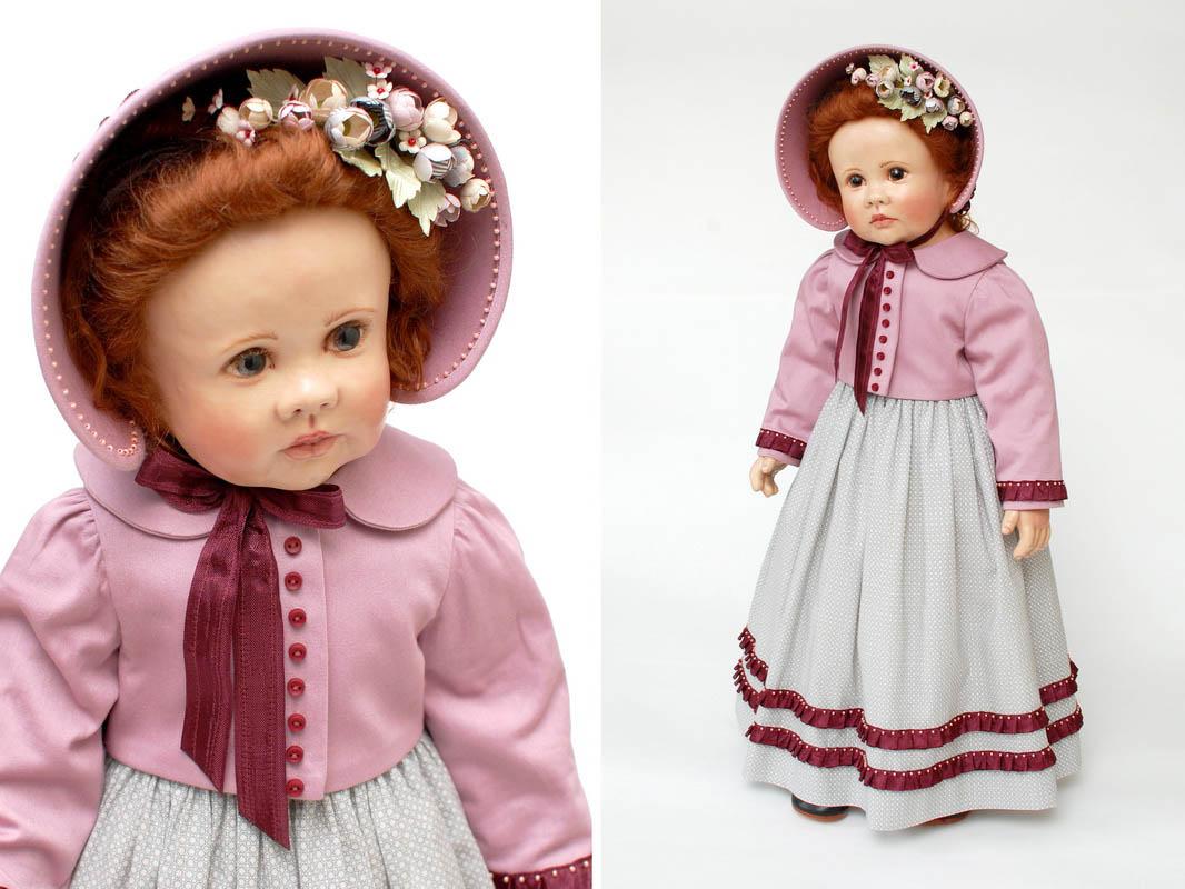 красивая одежда для куклы заказать