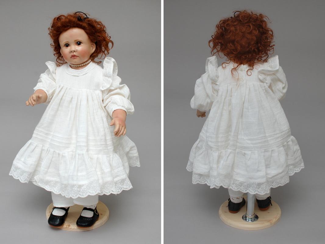 кукла Элизабет Linda Murray